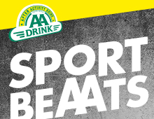 SportBeAAts by AA-Drink